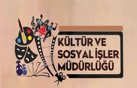 Kültür ve Sosyal İşler Müdürlüğü