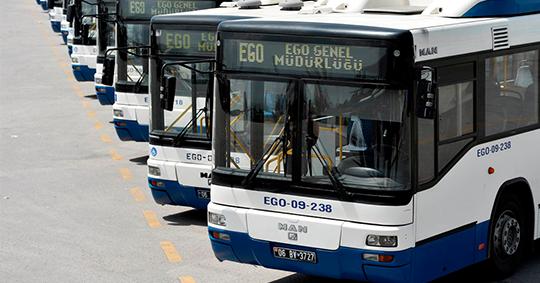 EGO 354 Otobüs Seferleri