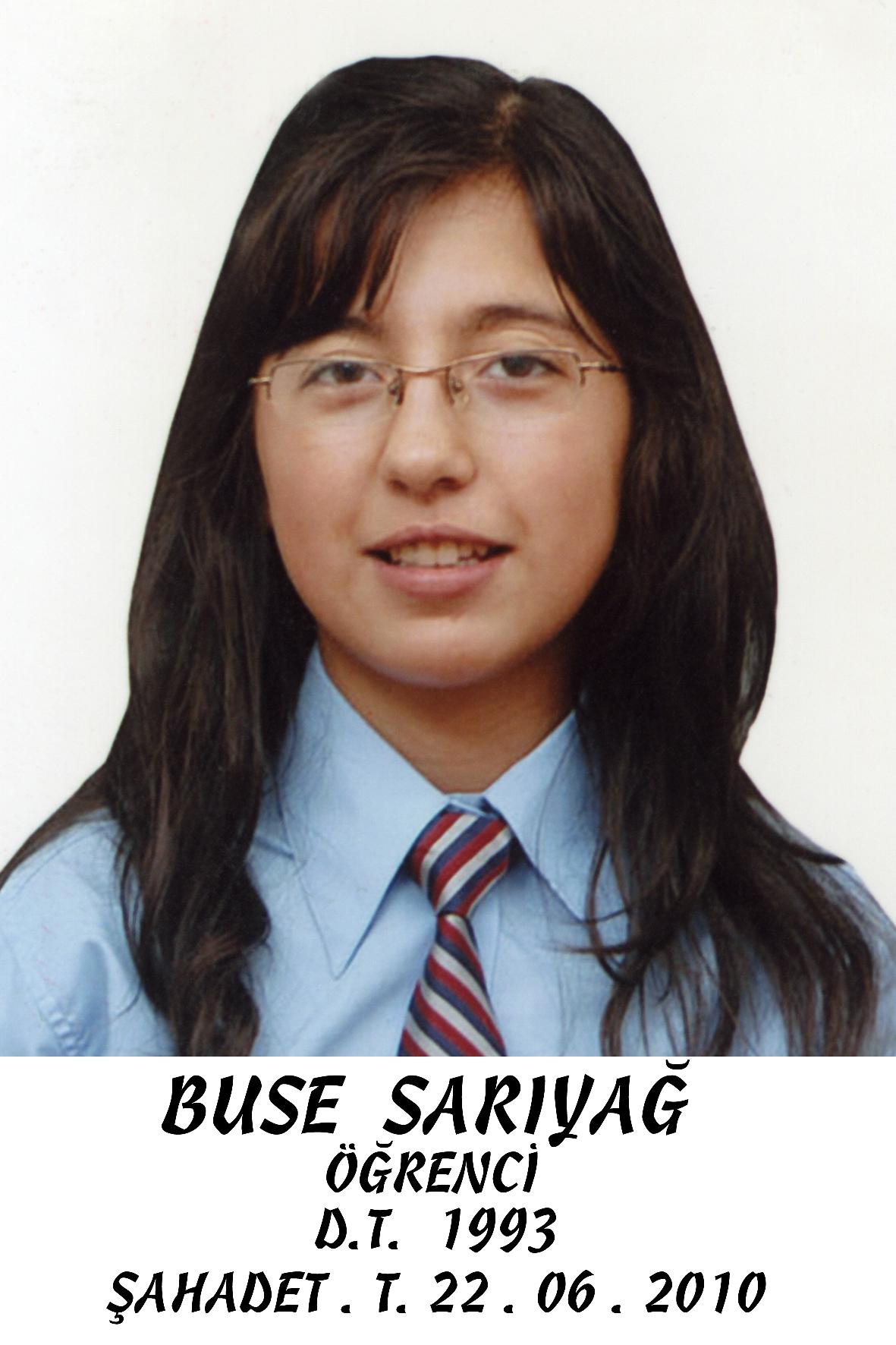 BUSE SARIYAĞ