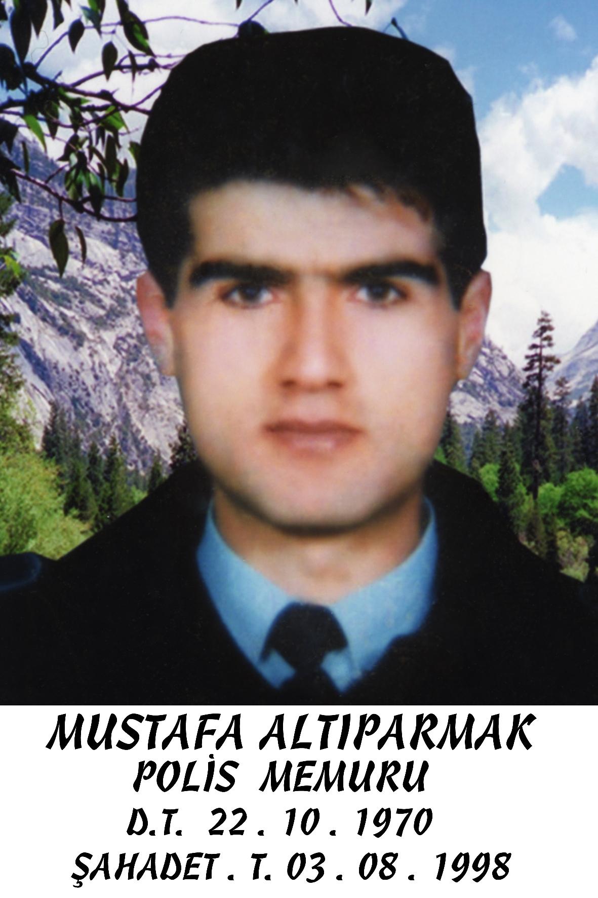 MUSTAFA ALTIPARMAK