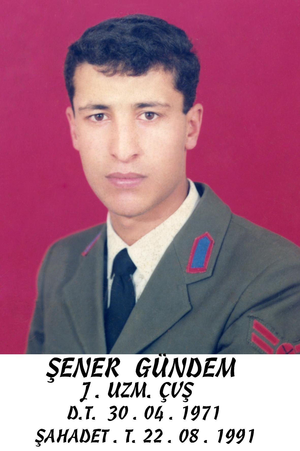 ŞENER GÜNDEM