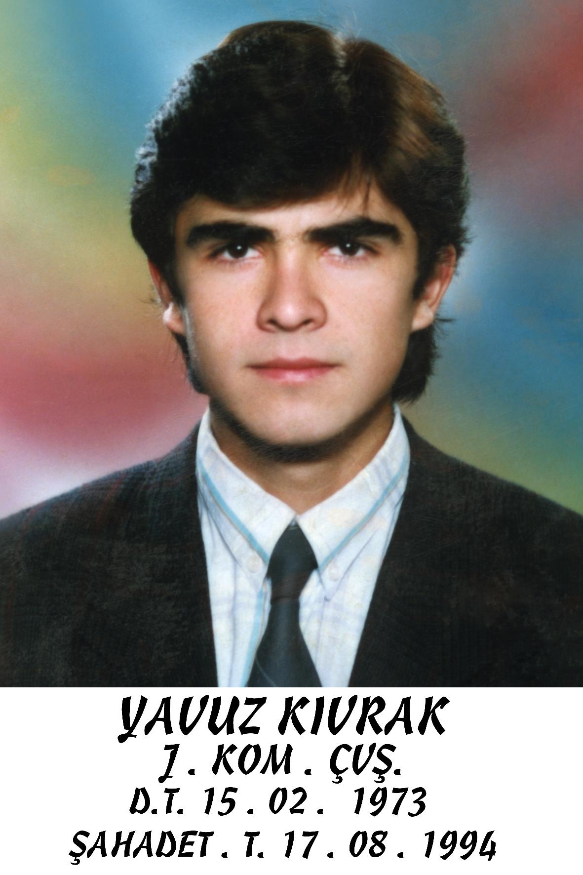 YAVUZ KIVRAK